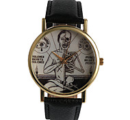 Fashion Trend Halloween Decorative Men's Watch