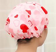 Bonnets de douche / Plastique / Autre /. /Plastique / Polyester /Traditionnel /. . .