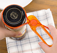 Multi Purpose Jar Opener Plastic Light Can Opener (Random Colour)
