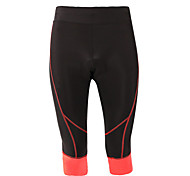 Sports Bike/Cycling Shorts Women's Breathable / Quick Dry / Comfortable Terylene / Coolmax Classic Black S / M / L