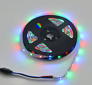 5m de color RGB smd2835 60led / m no-impermeables tira flexible de luz (dc12v)