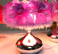 plug-in lâmpada da fragrância feriado namorada sensível ao toque ferro forjado bonita e charmosa elétrica 1pc