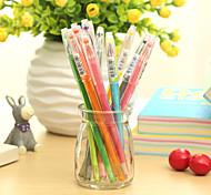 Crystal Hyun 12 Color Diamond Neutral Pen(1PC)