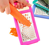 High Quality Useful Mini 4 Sides Multifunction Handheld Grater Slicer for Fruit Vegetable Kitchen Tool