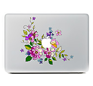 Flower Decorative Skin Sticker for MacBook Air/Pro/Pro with Retina