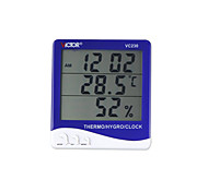 VICTOR Wired VC230 Household Thermometer Temperature and Humidity Table VC230 Digital Electronic Hygrometer