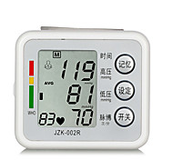 JZK JZK-002R Wrist Blood Pressure Device Electronic Voice Blood Pressure Meter Both Chinese And English