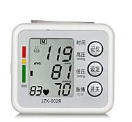 jzk arterial de pulso dispositivo de pressão voz eletrônica medidor de pressão arterial jzk-002r chinês e Inglês