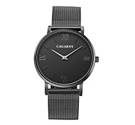 CAGARNY Men Watch/Fashion Watch / Simple Watch / Student Watch / Japan Quartz /Casual Watch/Steel Belt