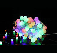 40-LED 5M Waterproof  Plug Outdoor Christmas Holiday Decoration Light LED String Light (220V)
