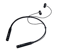 Corsran HBS-850 Bluetooth V4.1 Headset Stereo Connection Ultra-long Talking Standby Time for iOS & Android Cell Phones