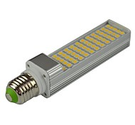 15W E14 / G23 / E26/E27 Luces LED de Doble Pin T 60 SMD 5050 1200-1400 lm Blanco Cálido / Blanco Fresco DecorativaAC 85-265 / AC 100-240