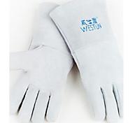 сварка воловьей стрейч перчатки