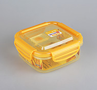 YOOYEE Brand BPA Free Promotional Gift Air Vent Microwave Food Container