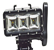 Direct Manufacturers GoPro Diving Light Dual Battery Lights LED Waterproof Diving Lights OEM/OEM