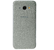 Luxury Bling 360 Degree Full Body Sticker Case for Samsung Note Series Cases Cover Colorful Glitter Back Film Decal