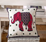 Modern Fashion Embroidery Ethnic Style Cotton Pillow Cushion High Quality