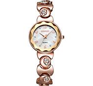 WeiQin®  Brand watche diamond-scale digital quartz watch fashion diamond chain