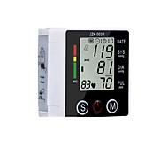 jziki método de digitalização de pulso display de cristal líquido digital de fechamento automático medidor de pressão arterial função