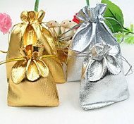 Jewelry Bags Fabric 1pc Gold / Silver