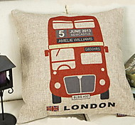 British Style Union Jack Sofa Cushion Car Home Couple Cotton Cloth Pillow Digital Prints