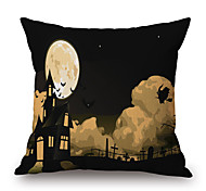 1PC Household Articles Back Cushion Novelty  Hallowmas Originality  Fashionable Single Pillow Case