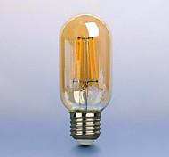 4W E26/E27 LED Glühlampen P45 4 SMD 5730 420 lm Warmes Weiß Dekorativ V 1 Stück