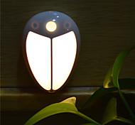 de detección de movimiento de dibujos animados luz de noche con pilas puede pegarse a cualquier lugar sólo funcionan en un lugar oscuro