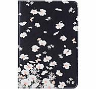 Para con Soporte / Flip / Diseños Funda Cuerpo Entero Funda Flor Dura Cuero Sintético Apple iPad Mini 4 / Mini iPad 3/2/1