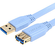 CHOSEAL USB3.0A/M-A/F Cable High Speed
