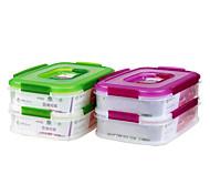 yooyee multi-compartimento recipiente prep refeição recipiente (* 2p 1.75l)