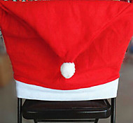 Christmas Decorations Christmas Chair Covers 60*50CM
