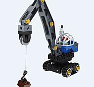 Giochi educativi per il regalo Costruzioni Macchina Plastica sopra 3 Arcobaleno Giocattoli