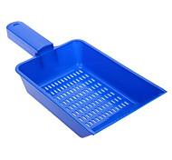 Reptile Streu Poop Schaufel Sand Sieb Reinigungswerkzeug für Eidechse herps