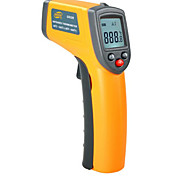 Infrared Thermometer GS320 Temperature Gun Industrial Temperature Non - Contact Temperature Tester