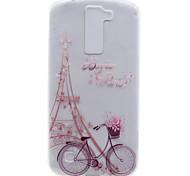 Для lg k8 высота башни высокая проницаемость tpu материал мобильный телефон оболочка