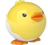 USB Charging Duckling Night Light Cartoon Cute Little Duck Light Touch Dimmer LED Bedside Eye Lamp
