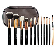 SIXPLUS 12 PCS Make Up Brush Set
