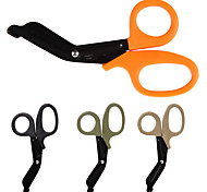 Pocket Tool 6 inch Paramedic Medical Scissor Bandage Cutter Outdoor Camping Paracord Tool 1PC
