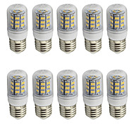 4W LED Lamp 24V/12V AC/DC or 240V/110V 48SMD 2835 Corn Style 280Lm  Warm / Cool White (10 Pieces)