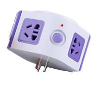 USB клеммной колодки (фиолетовый)