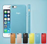 caso della copertura originale in vera pelle per iPhone 7 7 più 6s 6 Plus SE 5s 5