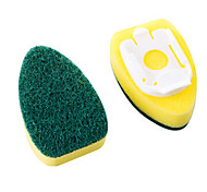 High Quality Kitchen / Bathroom Cleaning Brush & Cloth Protection / Tools,Sponge