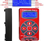 LCD 1.2 tomada potência profissional Foot Switch Tatuagem digital