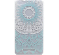 Sunflower Pattern High Permeability TPU Material Phone Shell For Wiko Lenny 2 Lenny 3 Pulp Fab 4G