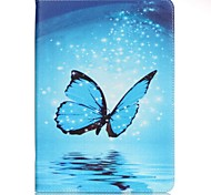 For Samsung Galaxy Tab E 9.6 Wallet Butterfly PU Leather Hard Case Cover Tab A 9.7 Tab A 10.1 (2016) T580N