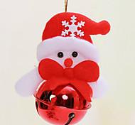 круговое кольцо колокол рождественские колокола рождественской елки украшения коллокация моделирование Санта-Клауса