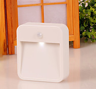 KOONSLED Wireless Others Motion-Sensing Led Nightlight Battery-Powered Can Stick to Anywhere Only Work in Dark Area Blanco
