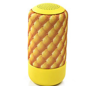JKR 3308 Scottish lattice MiNi Portable Bluetooth Speaker Handsfree support audio input / TF card / Smartphone