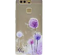 Dandelion Pattern High Permeability TPU Material Phone case forHuawei P9 Lite P9 P9 Plus  P8 Lite Honor V8  Honor 8